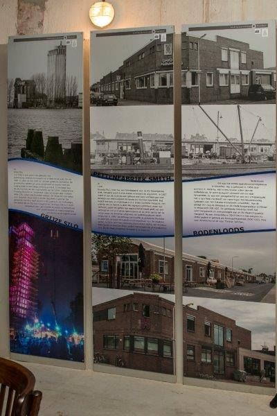 Expositie Vaart in de Haven